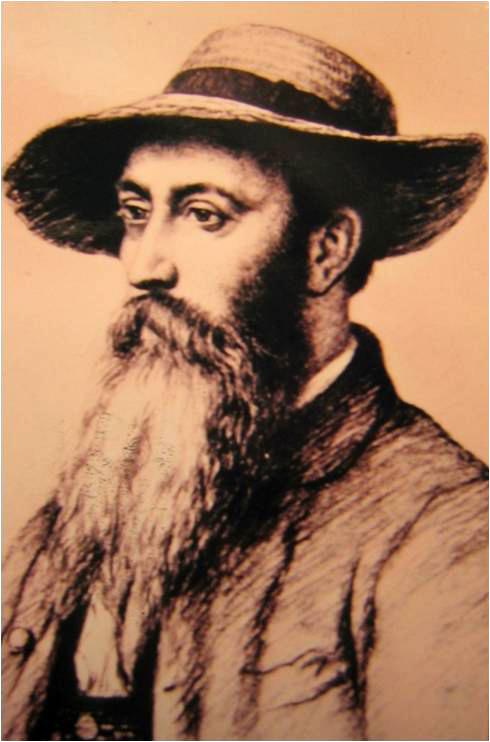 Portret Alphonse Stengelin