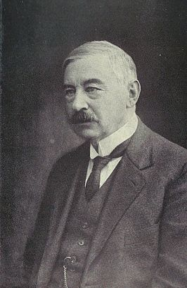 Portret Hermanus van Oosterzee