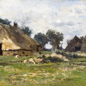 Boerderij te Aalden van Willem Roelofs