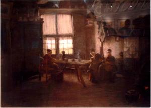 Boerenbinnenhuis van Piet Meiners