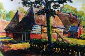 Cafe Perkaan in Wezup van E.H. von Dulmen Krumpelman