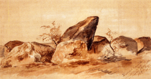 Hunebed van Benardus G. ten Berge