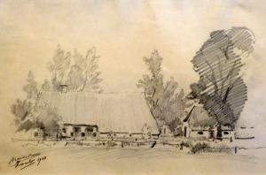 Zweeloo 1928 van Arie van der Boon