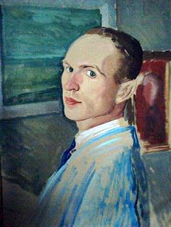Zelfportret Anco Wigboldus