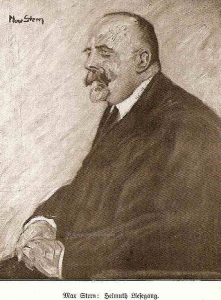 Kunstschilder Helmuth Liesegang