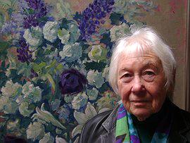 Kunstenares Roos Nagtegaal-Bosnak
