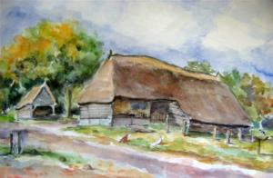 Boerenschuur van Willy Schreuder