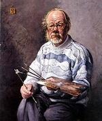 Kunstschilder Jan Nagtegaal