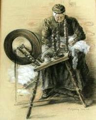 Spintster van Berend Hoving