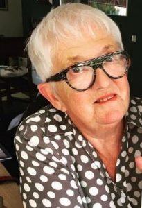 Portret illustrator en schrijver Yvonne Brill