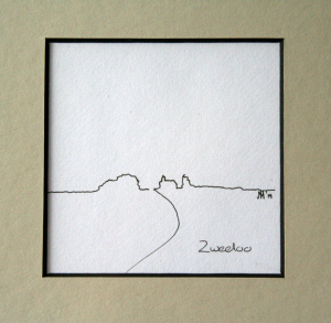 Horizon Zweeloo van Marike Harmsen