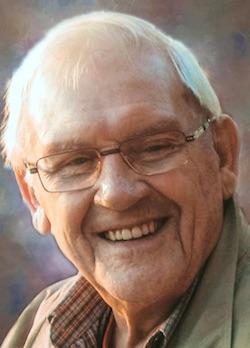 Portret Piet Bruins