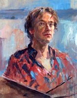 Kunstschilder Marcel Duran