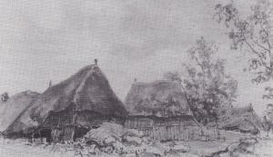 Boerderij van Jan Kagie