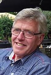Kunstschilder Bert Robben, Zweeloo