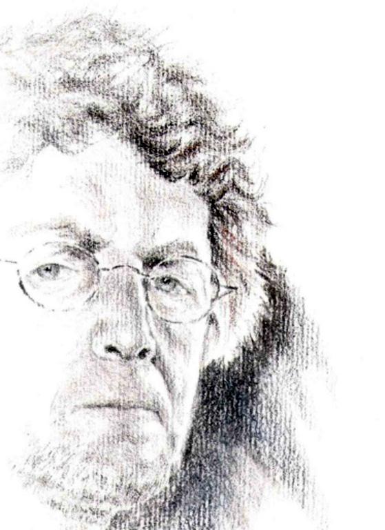Zelfportret Kees Verweij